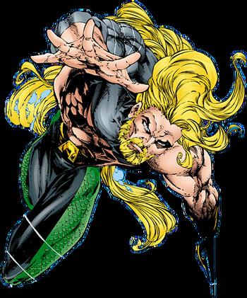 Aquaman (Post Crisis)