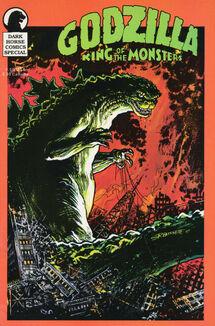Godzilla-special