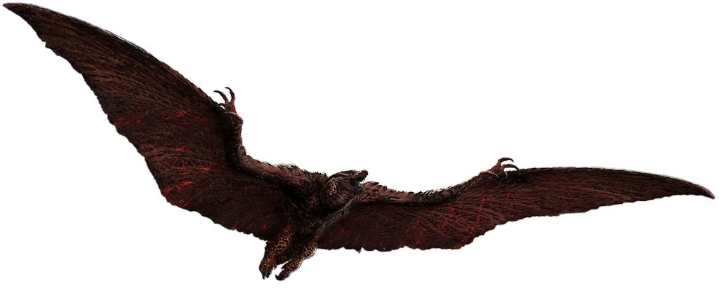 Rodan 2019 render by goji1999 dddpppg-fullview