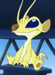 Sparky (Lilo & Stitch)