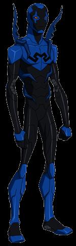 Blue beetle 2 8506