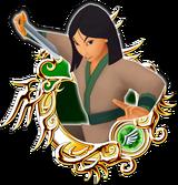 Medal KH Mulan