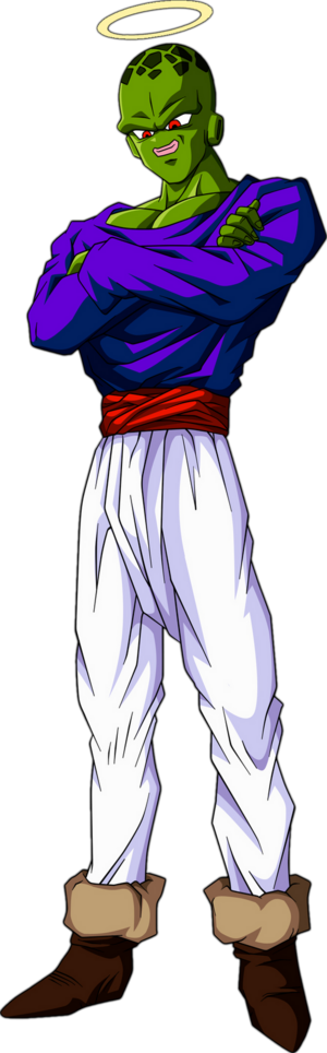 Render Dragon Ball Z pikkon