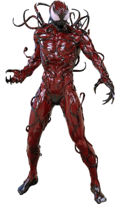 There is only CARNAGE!
