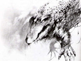 Alligator (Scary Stories to Tell in the Dark)