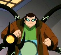 Doctor Octopus (Spectacular Spider-Man)