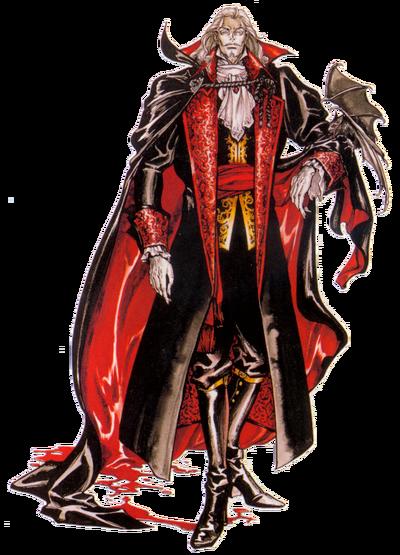 DraculaCastlevania