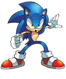 Sonic Says Fate Hax GG