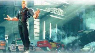 Street Fighter V - Theme of Cody