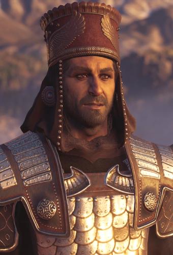 Darius Assassin S Creed Vs Battles Wiki Fandom