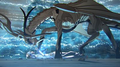 FE Fates Corrin Promo Dragon