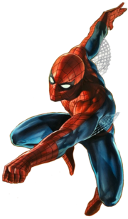 Marvel Comics Spidy 2