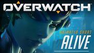 "Overwatch Animated Short - ""Alive"""