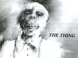 The Thing (Scary Stories to Tell in the Dark)