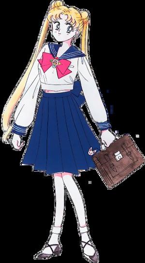 Usagi Tsukino - Manga2