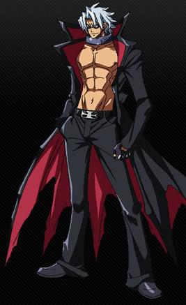 Anime Adam Blade