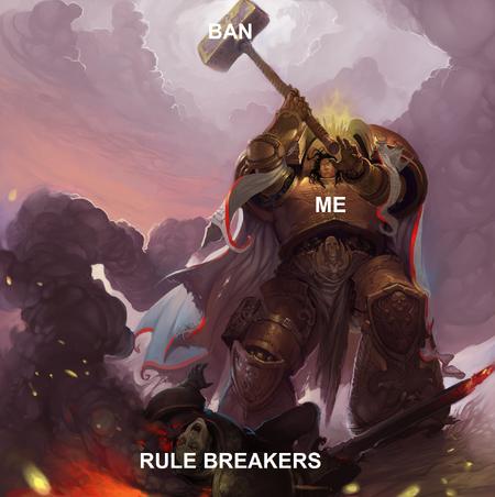 Banhammer40K