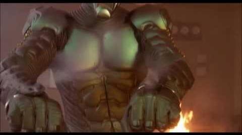 Green Goblin puts Spider-Man to sleep-0