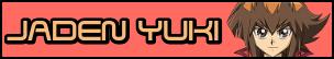 Jaden sticker
