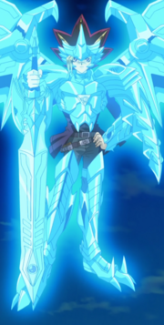 Yugi Blue-Eyes Armor