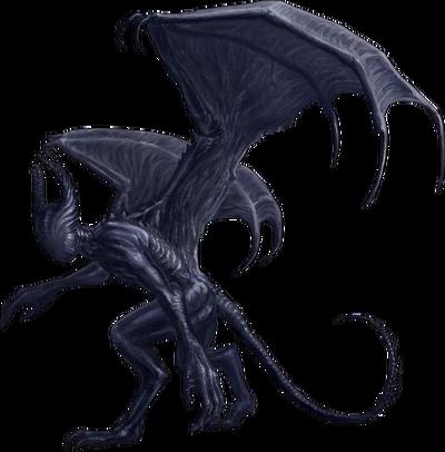 Demon Horned Render