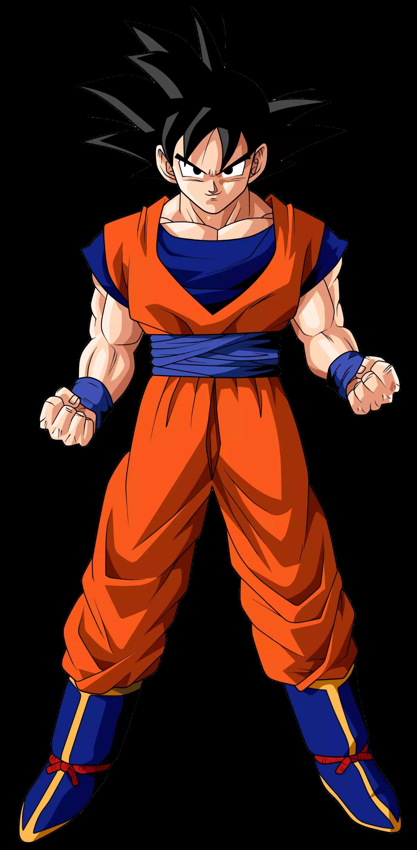 Son Goku (Dragon Ball Z)   VS Battles Wiki   FANDOM powered by Wikia