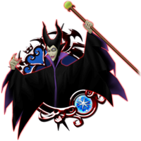 Maleficent Emblem