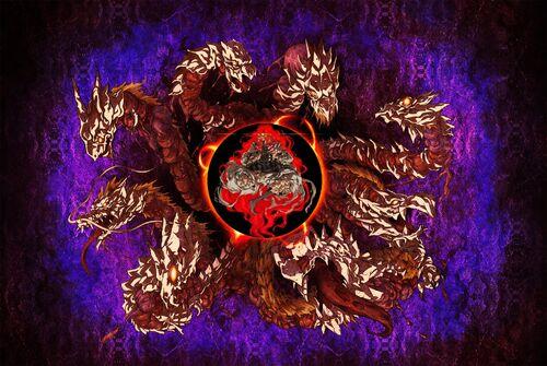Nine Dragons Kuubou