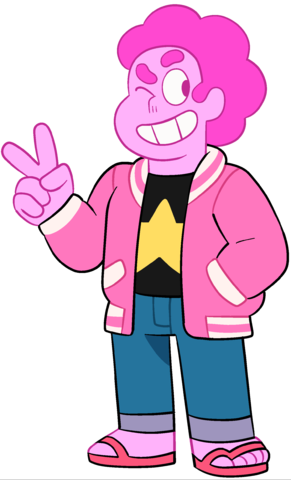 Pink Steven (SU Future)
