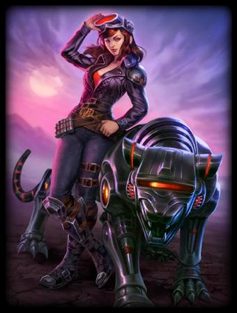 T Awilix Rider Card