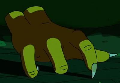 The Liches Hand