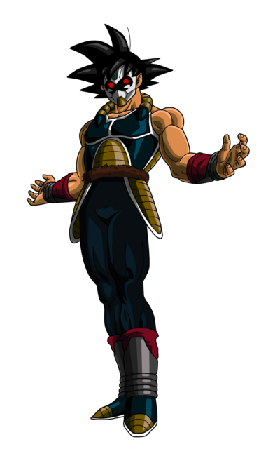 Time breaker bardock by hyb1rd 1982-da97an8