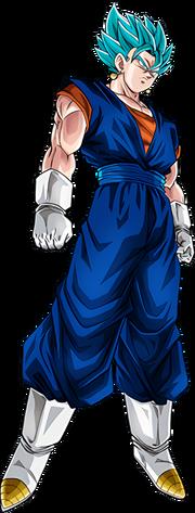 Vegito Blue