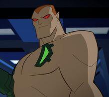 Amazo (Justice League Action)