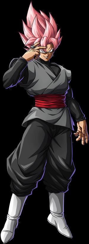 Goku Black FighterZ