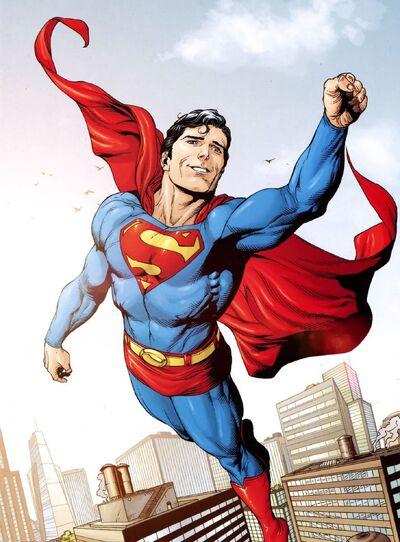 Superman PostCrisis  VS Battles Wiki  FANDOM powered by Wikia