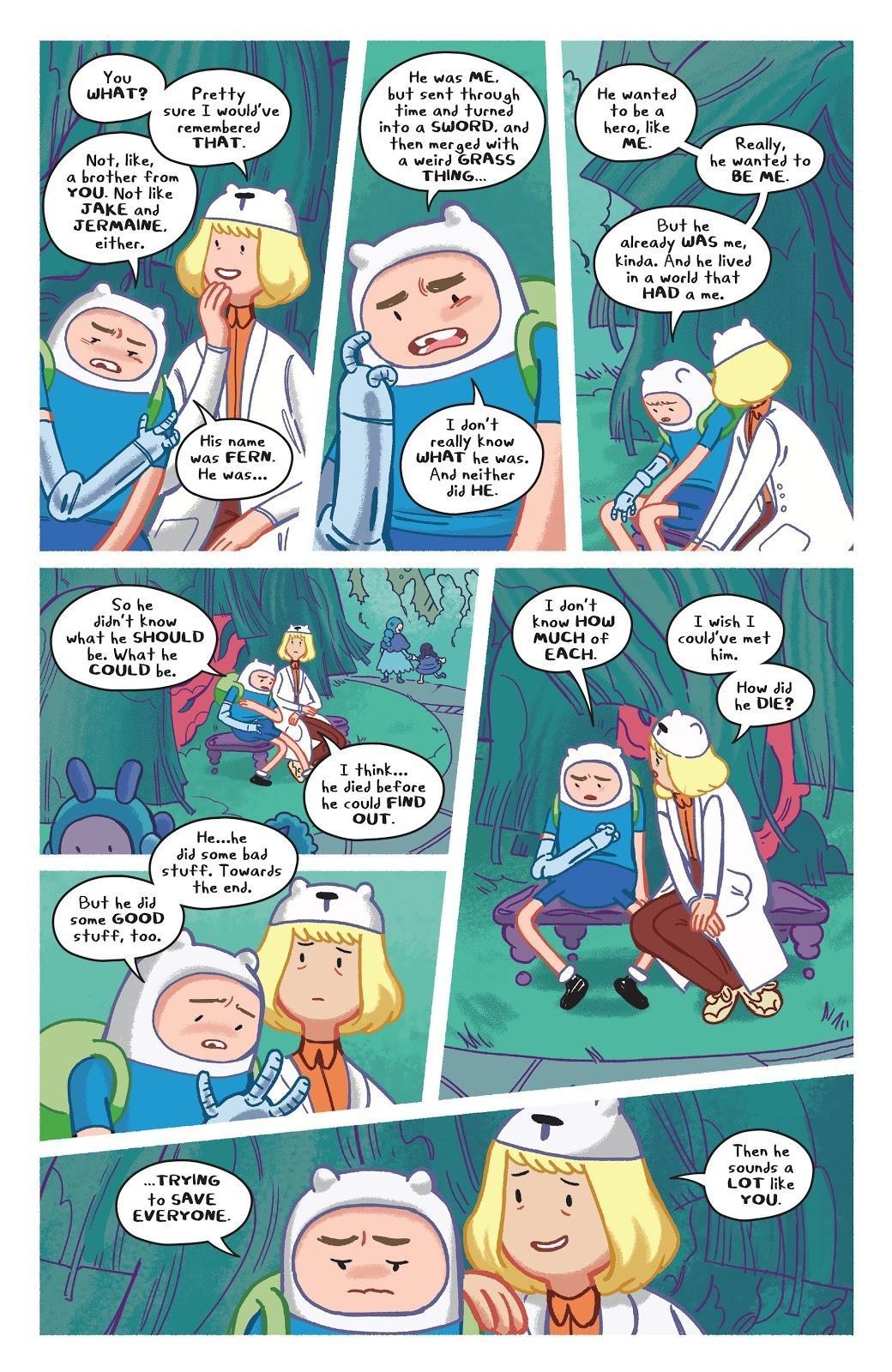 Adventure Time discussion thread | VS Battles Wiki | FANDOM