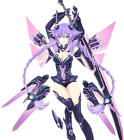 Purple Heart 11 Render 4