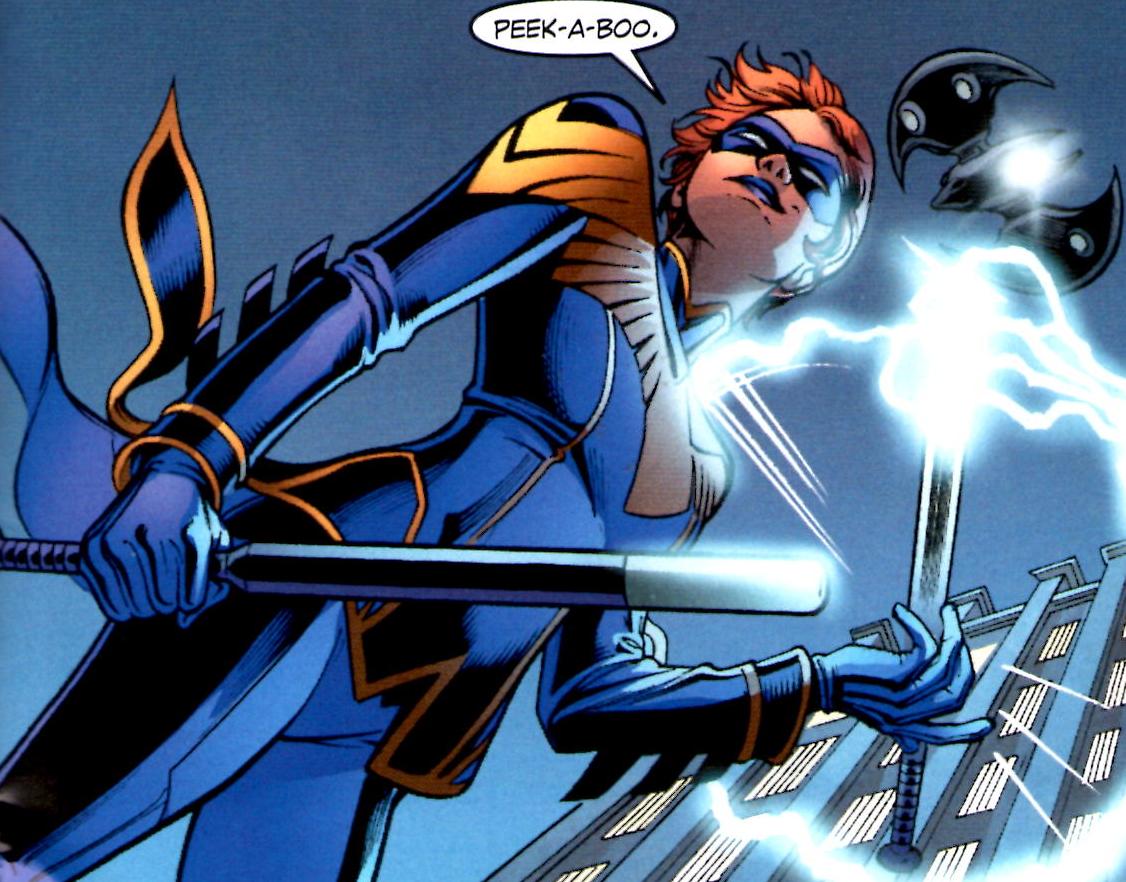 Barbara Gordon Smallville Vs Battles Wiki Fandom Powered By Wikia
