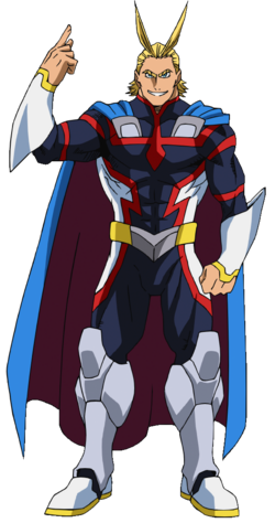 All Might Movie Version - Young
