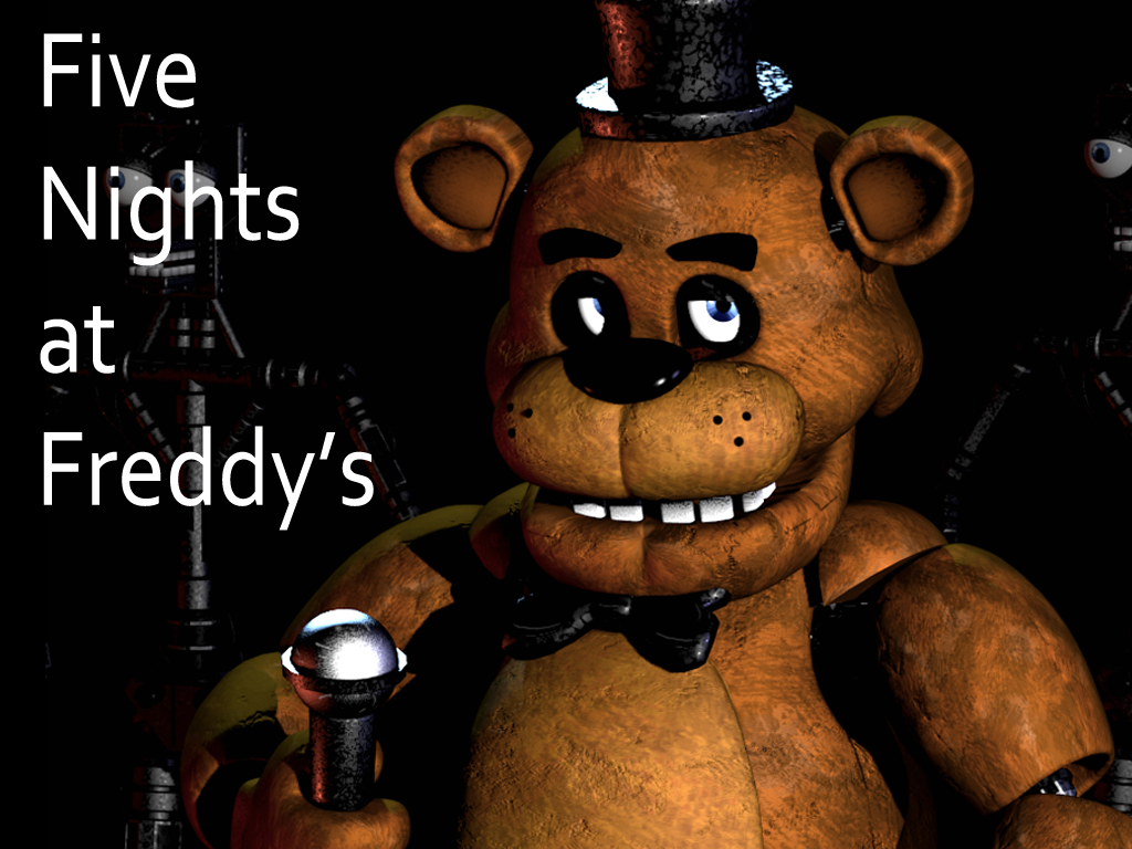 five nights at freddy s картинки