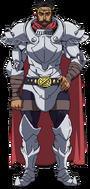 Gazel Dwargo (Light Novel)