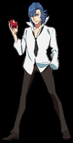 Kill la Kill Aikuro Mikisugi (Render)