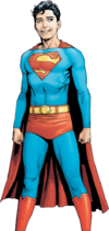 Legion of Super-Heroes Render