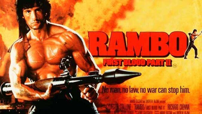 Rambo verse