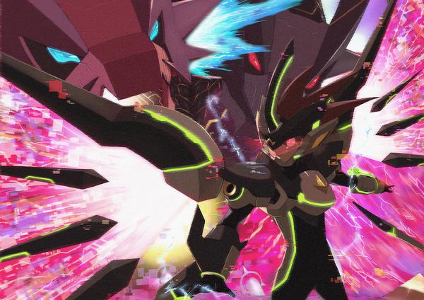 Black Ace vs Crimson Dragon