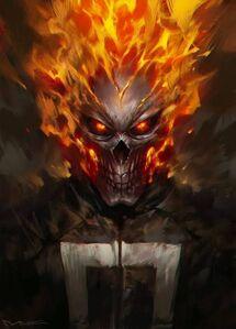 Ghost Rider (Robbie Reyes) (Marvel Comics)