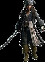KHIII Jack Sparrow