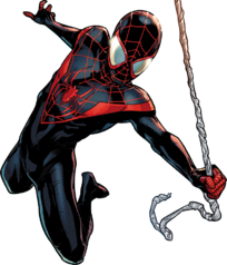 Miles Morales (Earth-1610) 0005