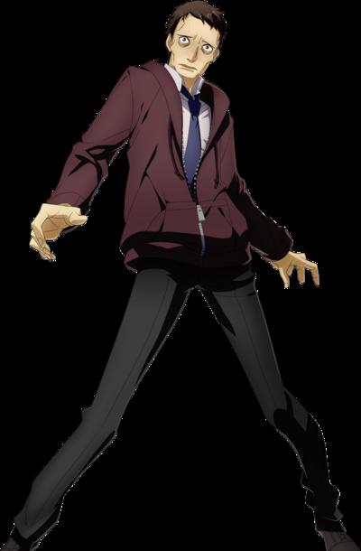 XBlaze Goro Joizumi Avatar Normal Pose 1(A)